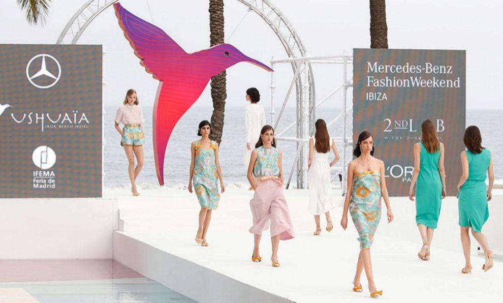 La segunda edición de MBFWIbiza se ha celebrado en el Ushuaïa Ibiza...