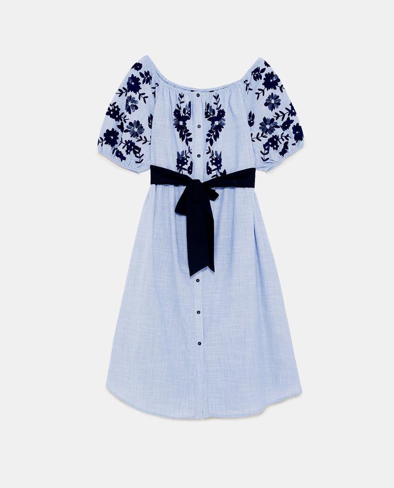 El vestido de Zara que ha conquistado a Kate Middleton.
