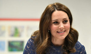 Kate Middleton se viste de Zara.