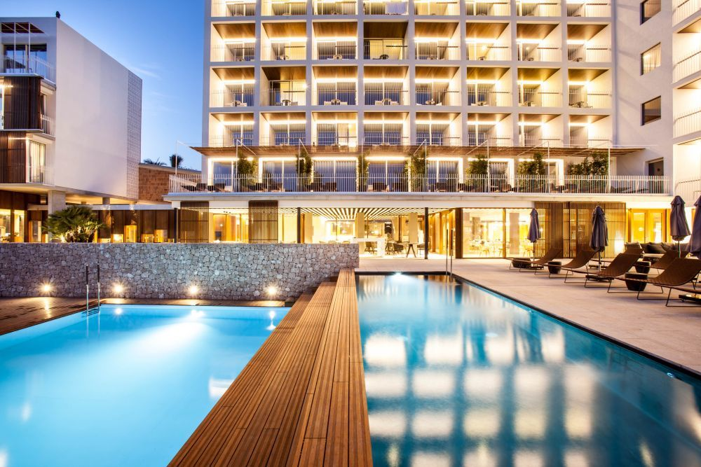 Hotel OD Talamanca, en Ibiza.