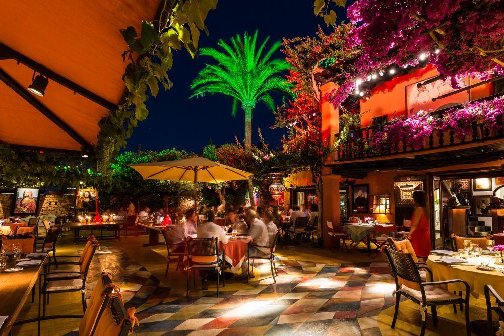 Las Dos Lunas, el mejor restaurante italiano de Ibiza.