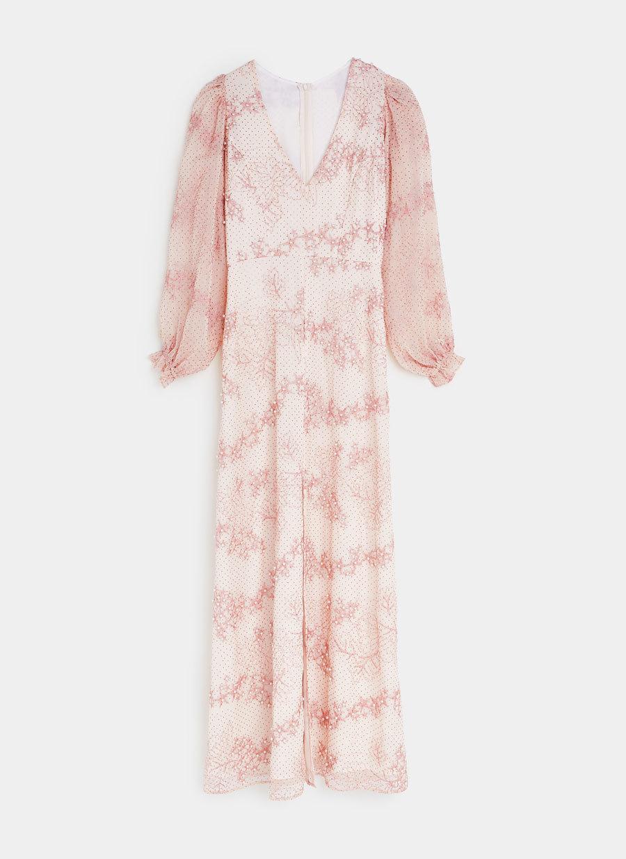 Vestido de Uterqüe (150 euros).