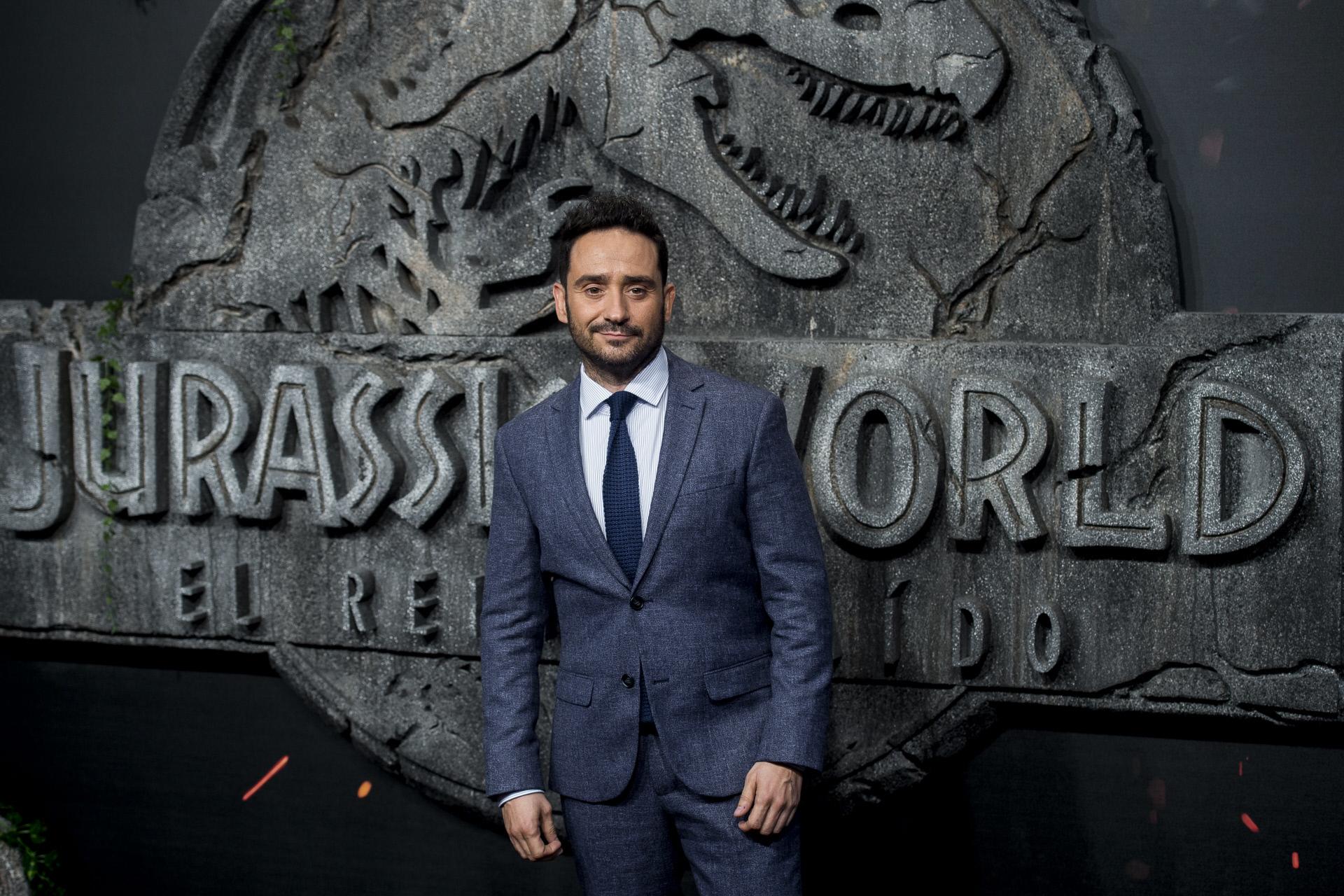 Juan Antonio Bayona dirige Jurassic World, El Reino Caído.