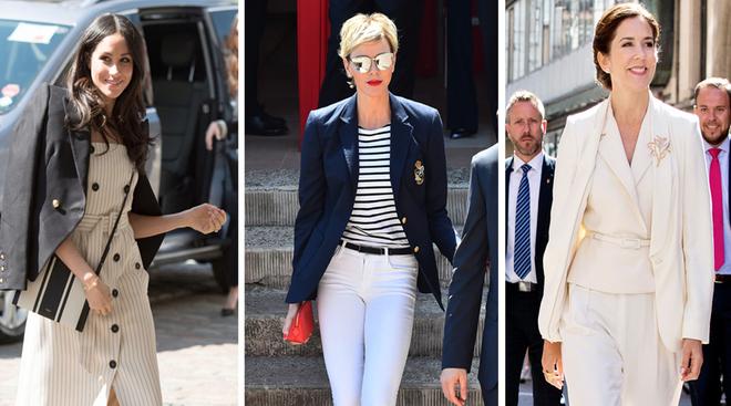 La blazer, un básico en el armario femenino, también conquista a la...