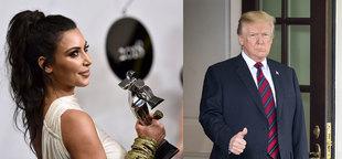 Tras su reunión en la Casa Blanca de la semana pasada, Kim Kardashian...