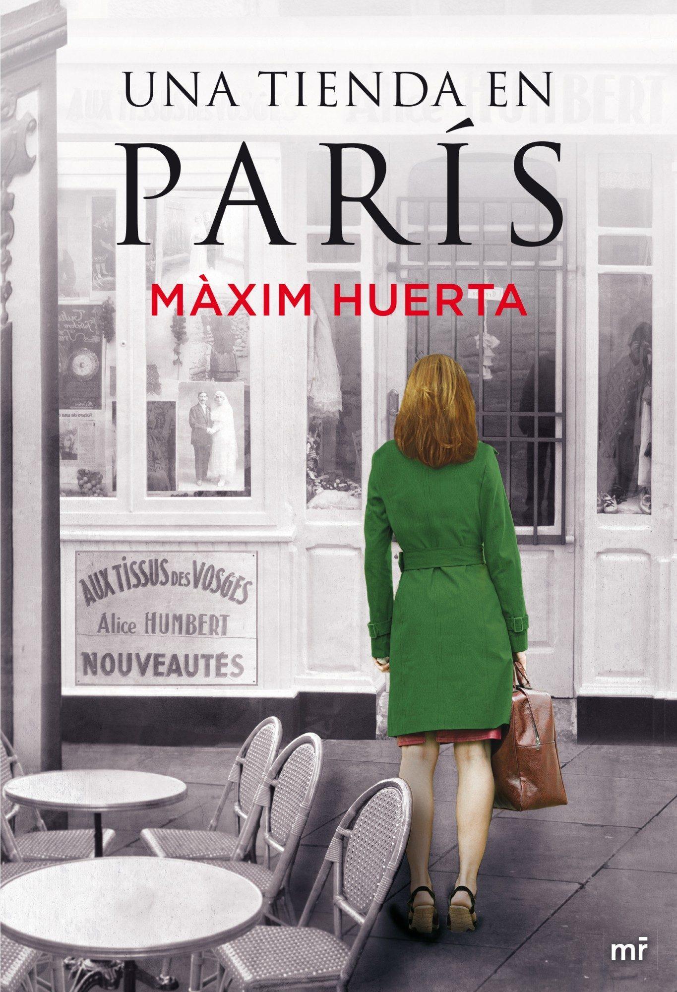 Una tienda en París, de Màxim Huerta