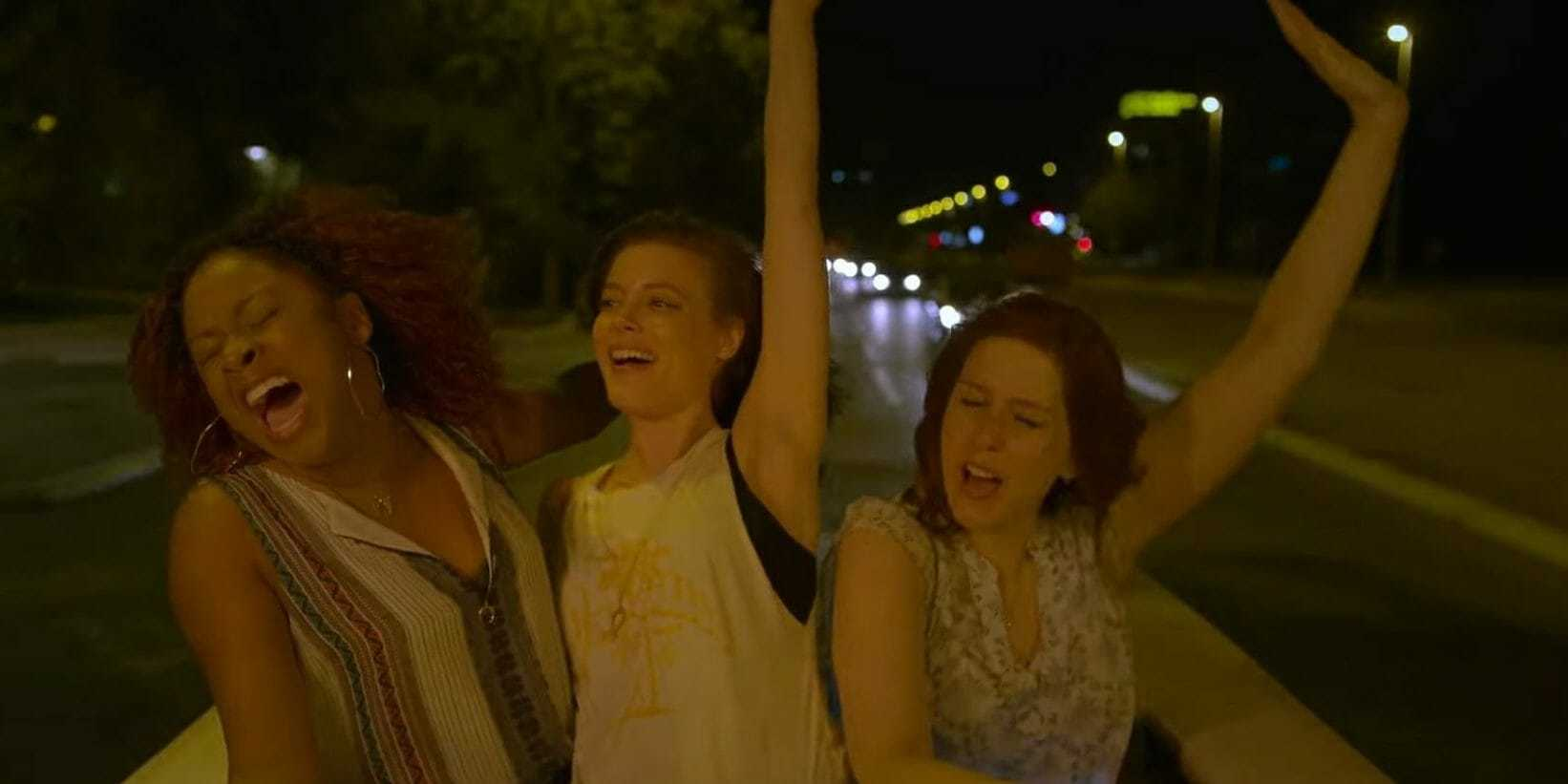 Gillian Jacobs, Vanessa Bayer y Phoebe Robinson son las protagonistas...