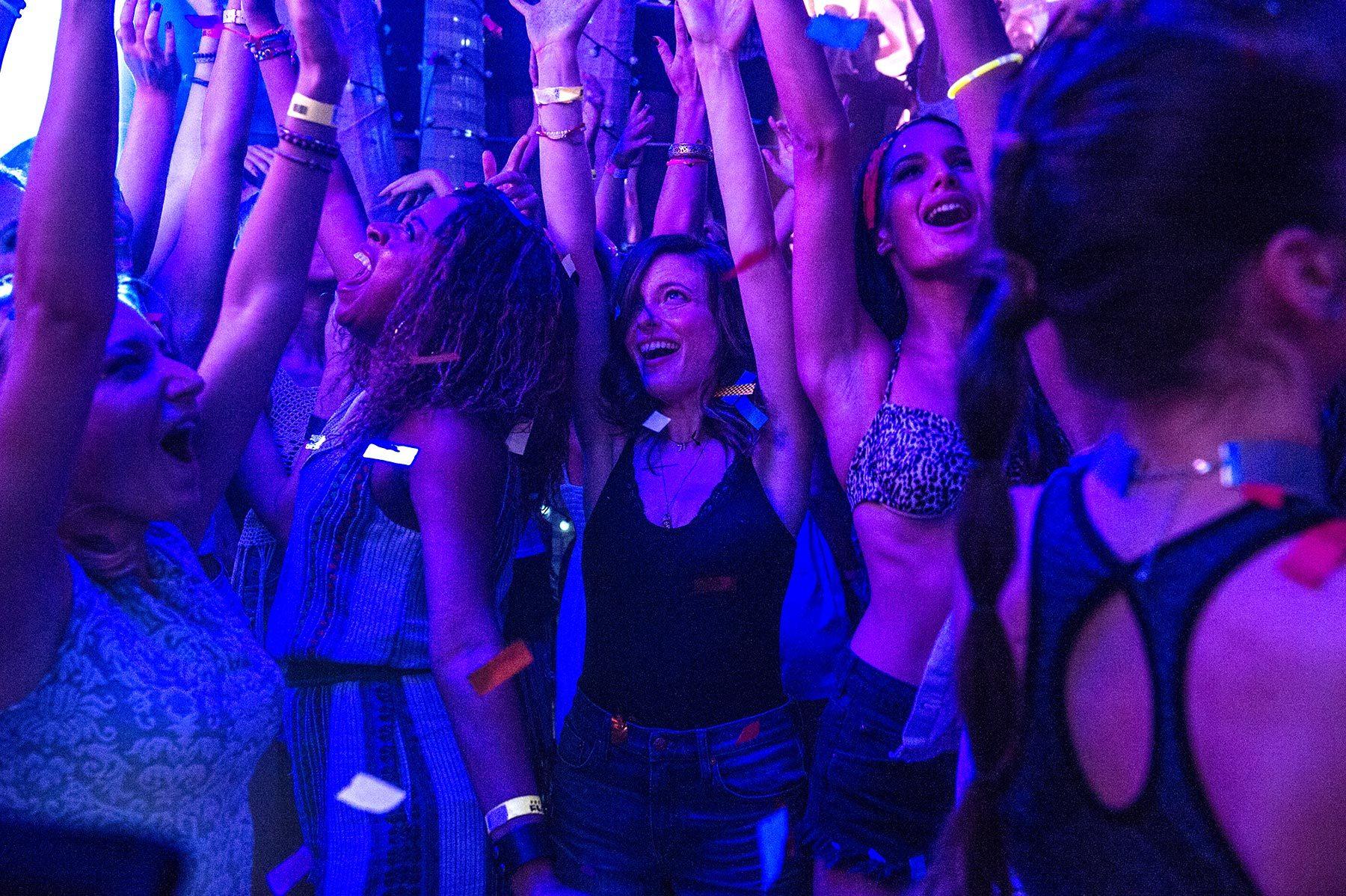 Fiesta sin fin en Ibiza