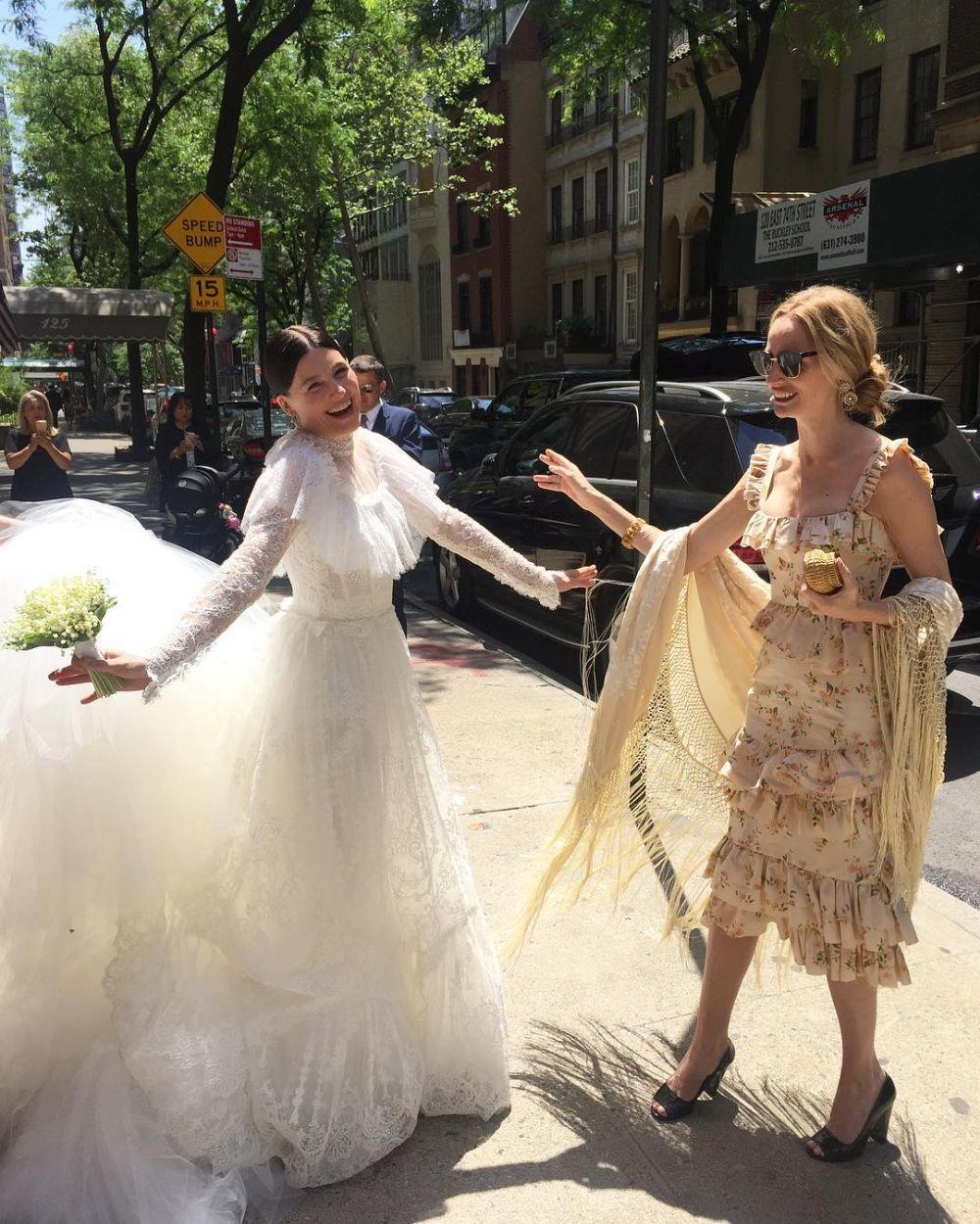 La socialité Lauren Santo Domingo fue otra de las invitadas Vip del...