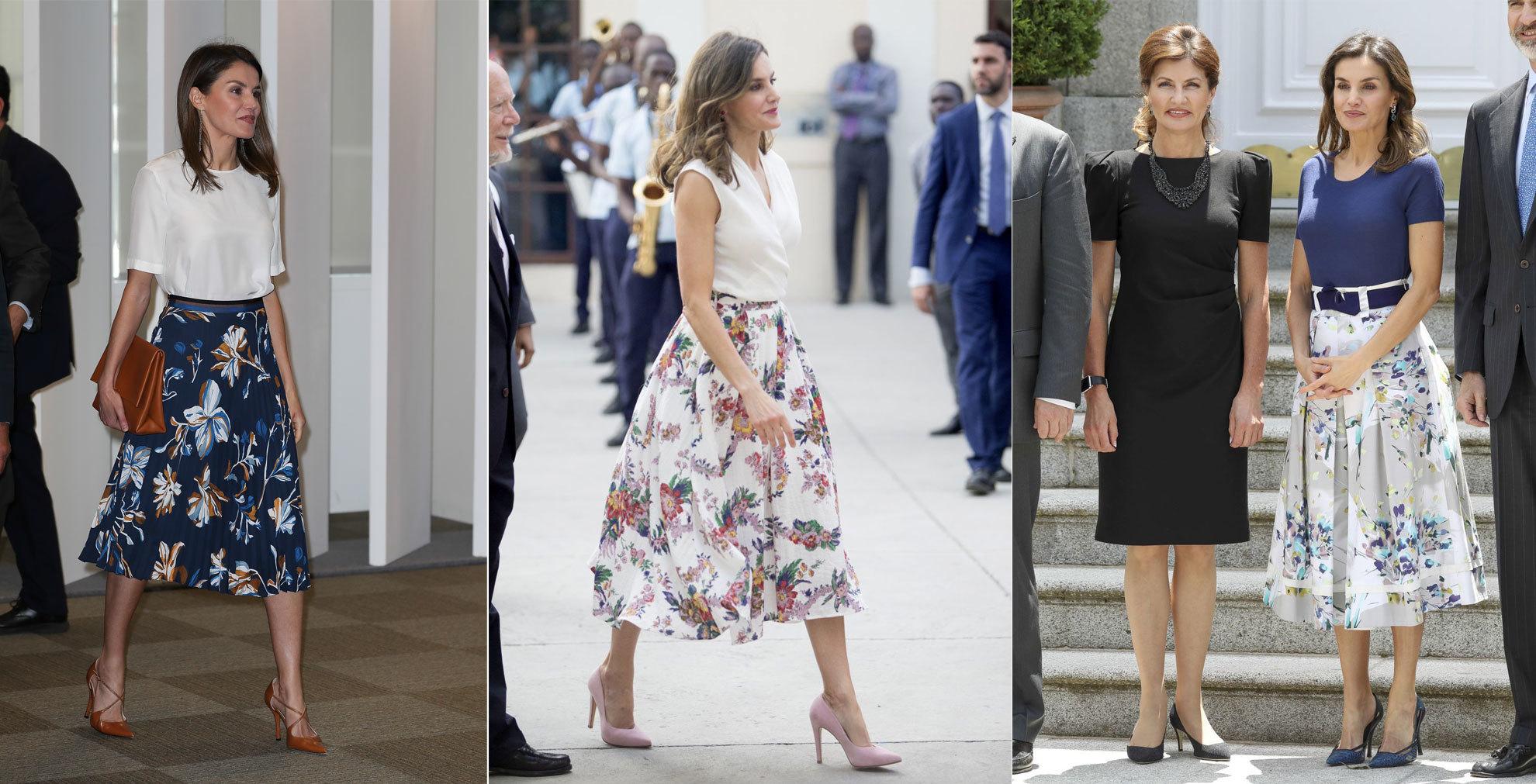 Las tres apariciones con las que la Reina Letizia ha demostrado que la...