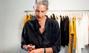 Isabel Marant crea su primera colección de maquillaje con...