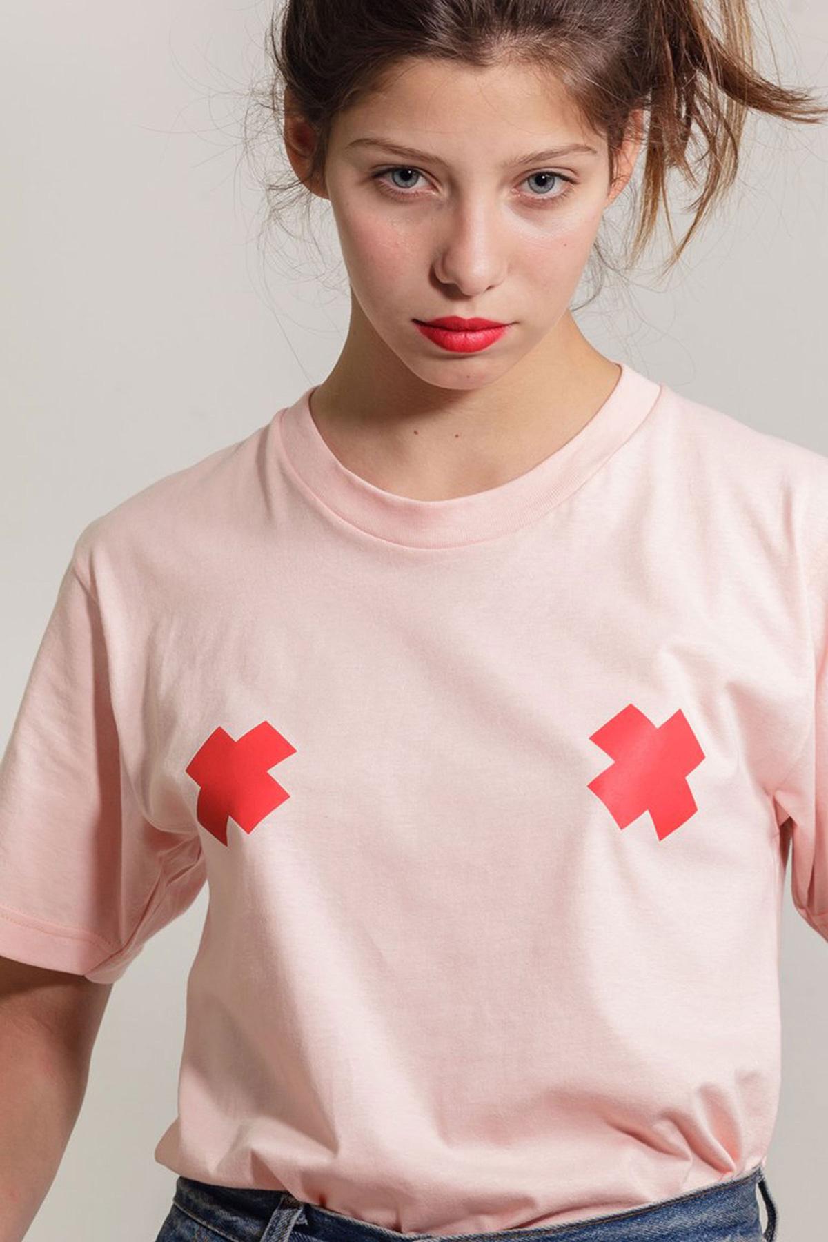 Contra la sexualización del cuerpo femenino, estos diseños ironizan...