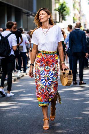 El outfit perfecto del verano.