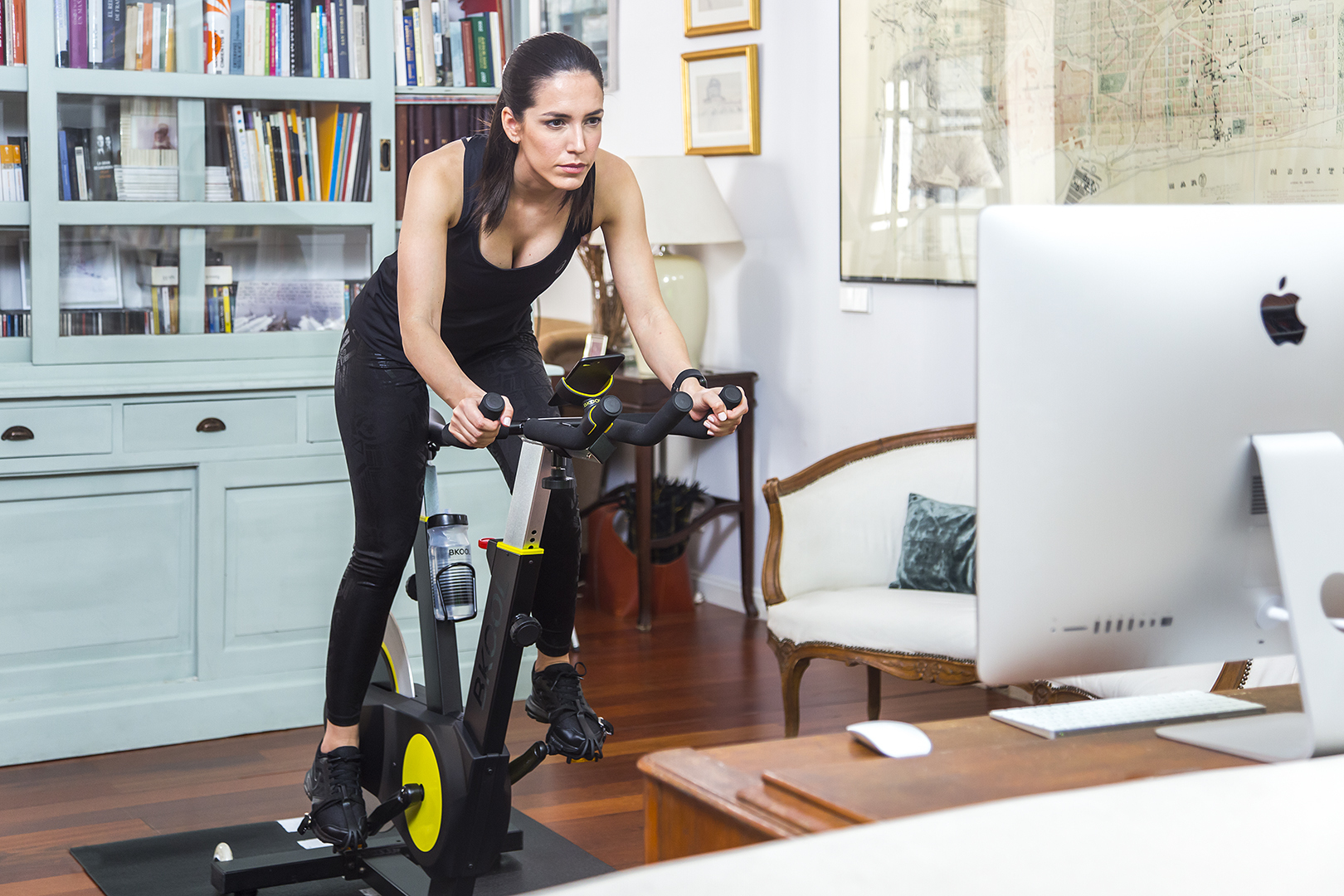 Bkool Smart Bike, la bicicleta indoor que te cambiará la vida