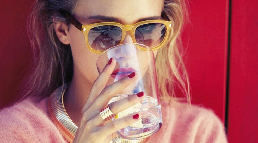 Beber agua puede ser más divertido y sano de lo que piensas si sabes...