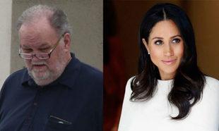 Thomas Markle se sincera sobre su relación con Meghan en una...