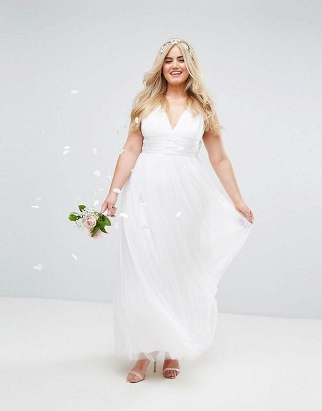 estilo helénico | 20 vestidos para novias curvy | novias