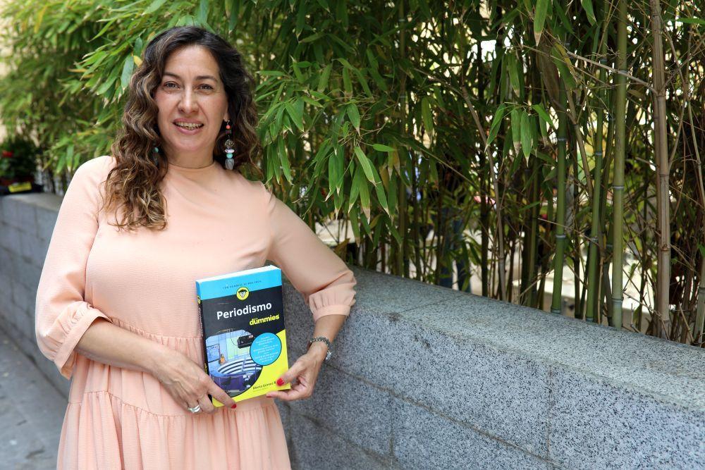 La periodista y escritora Marta Gómez-Rodulfo