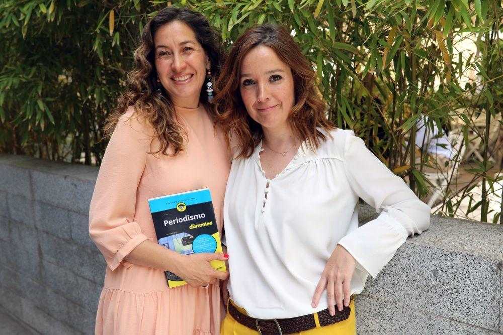 Marta Gómez-Rodulfo y Estefanía Ruilope