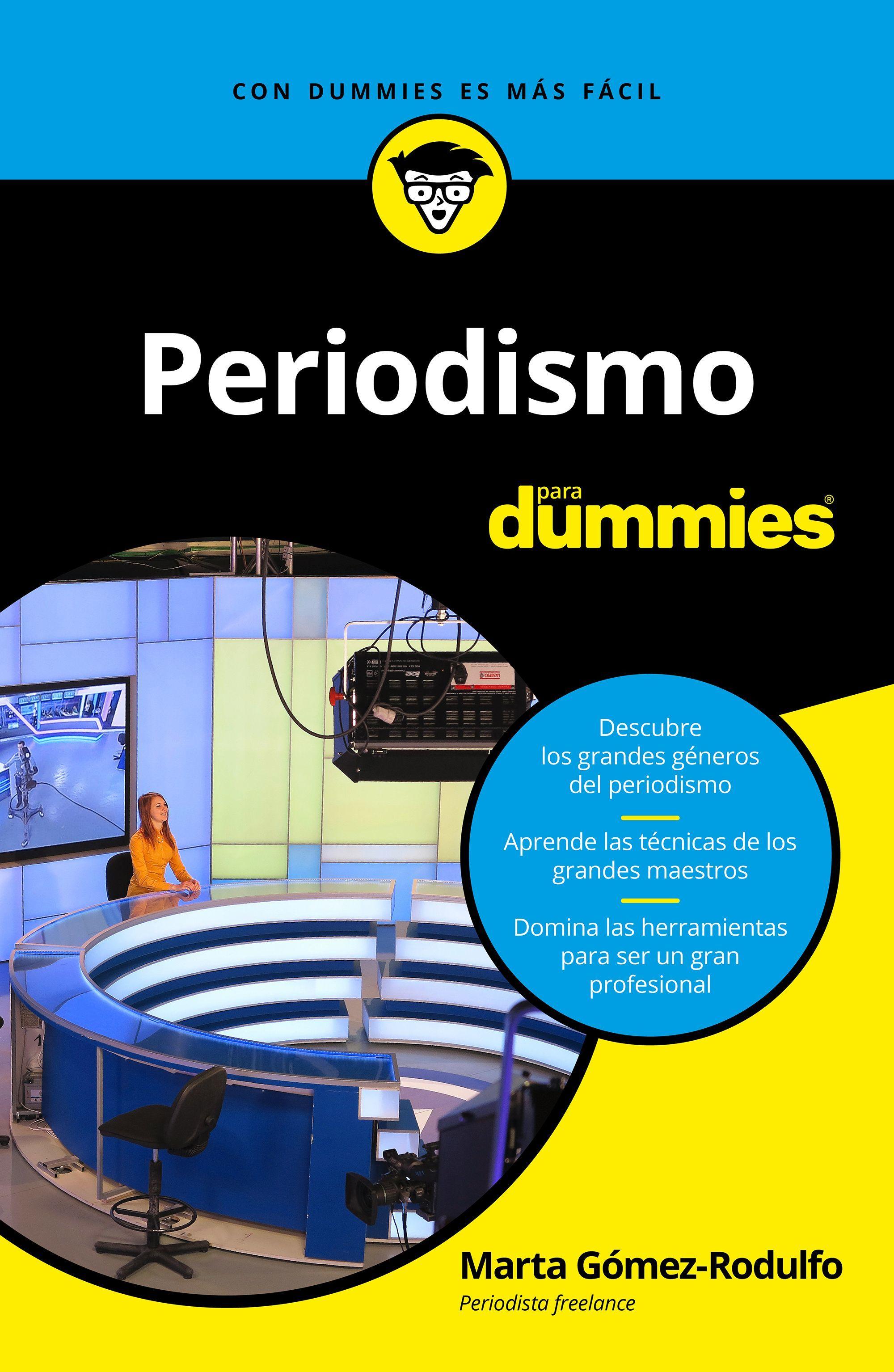 El libro Periodismo para dummies