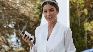 Natalia Cebrián eligio for her eau de toilette, de Narciso Rodriguez,...