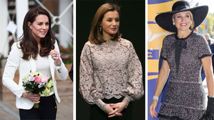 Las royals se visten de Zara.