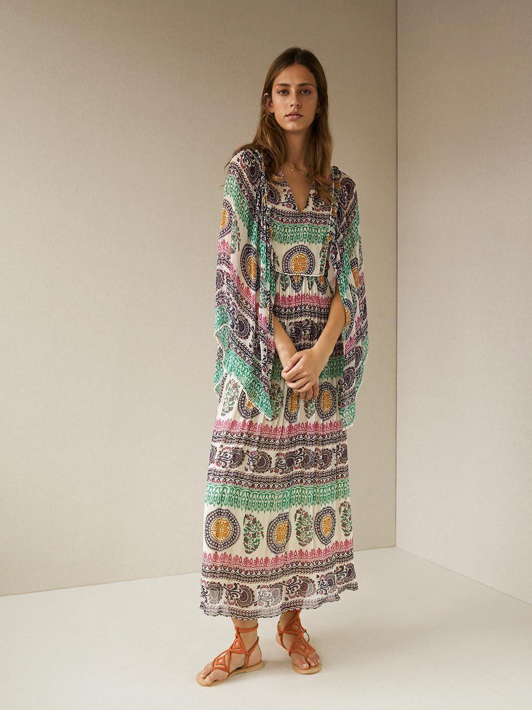 Vestido Intropia (240 euros).