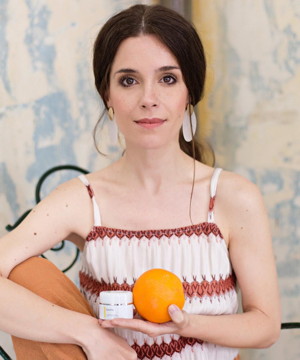 Uno de los básicos de Nuria Gago es la crema hidratante con células...