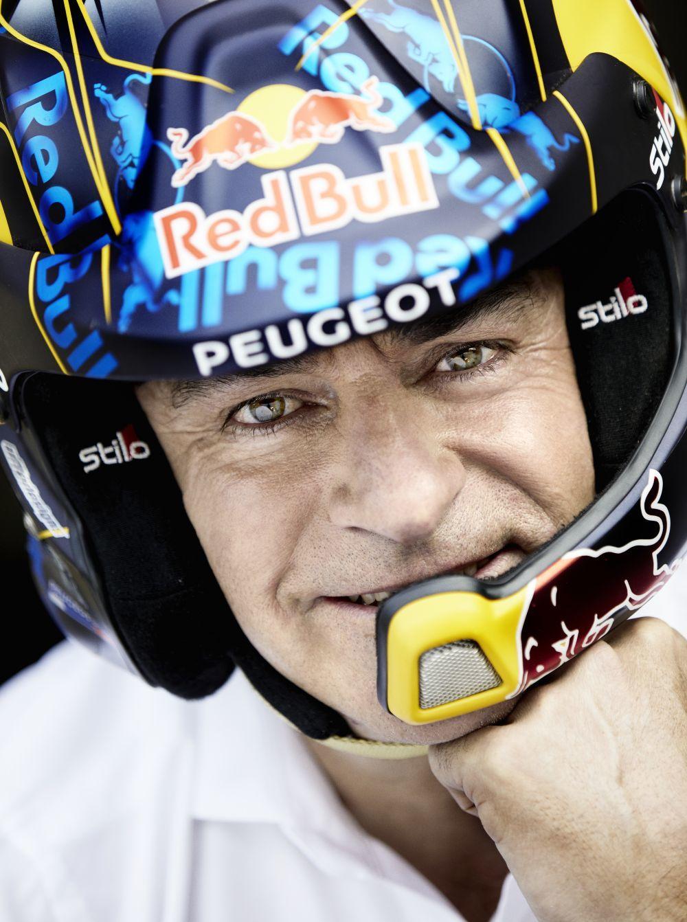Carlos Sainz es bicampeón del mundo de rallies.