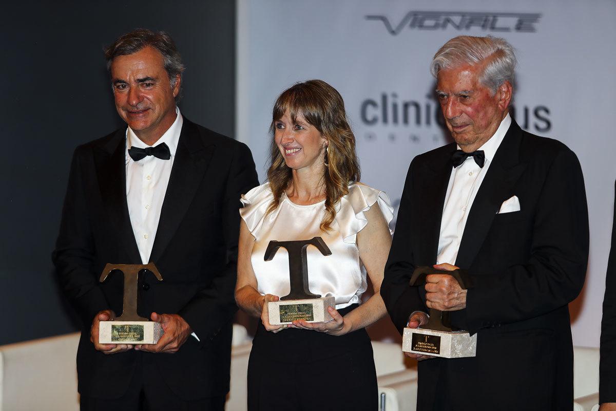 Carlos Sainz (Premio TELVA al Deporte 2018), Maite Mendioroz (Premio...