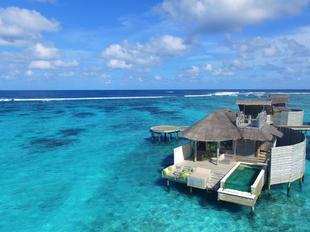 Six Senses Laamu, Maldivas