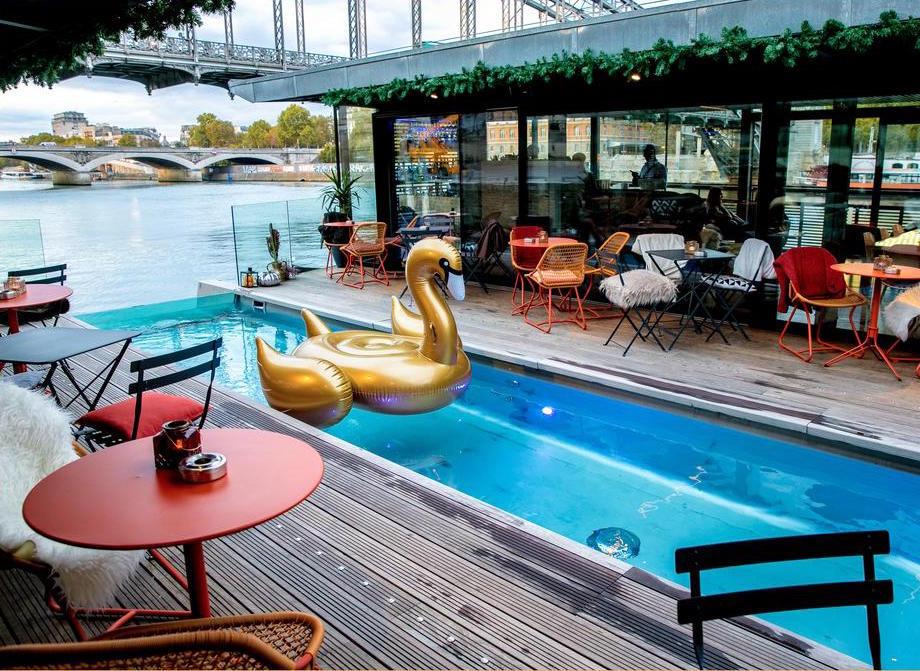 Hotel OFF Paris Seine.