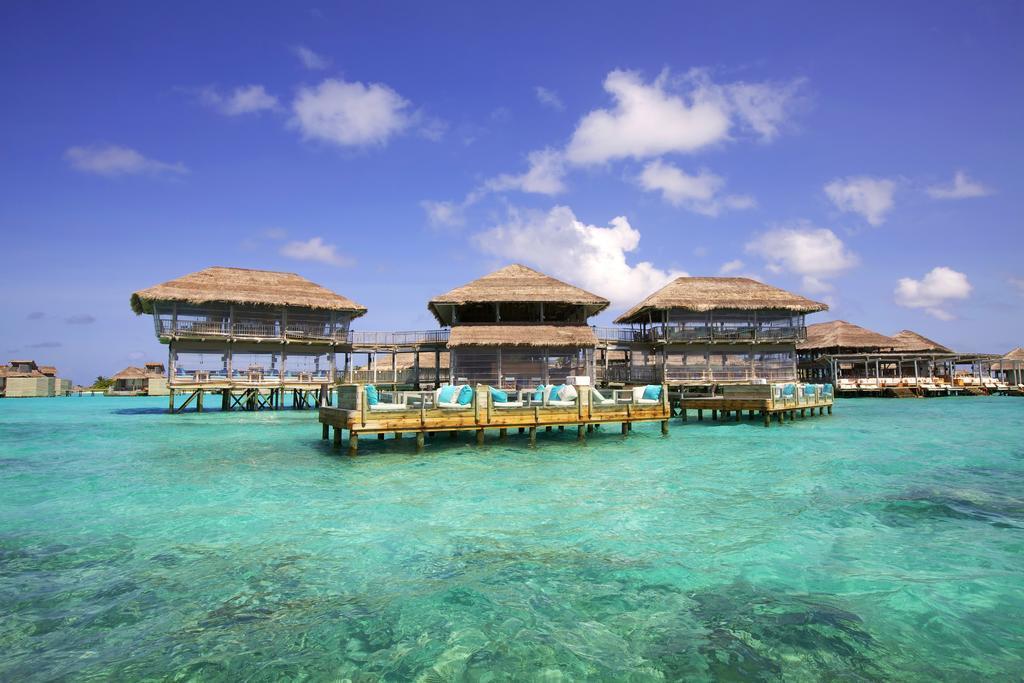 Six Senses Laamu, Maldivas.