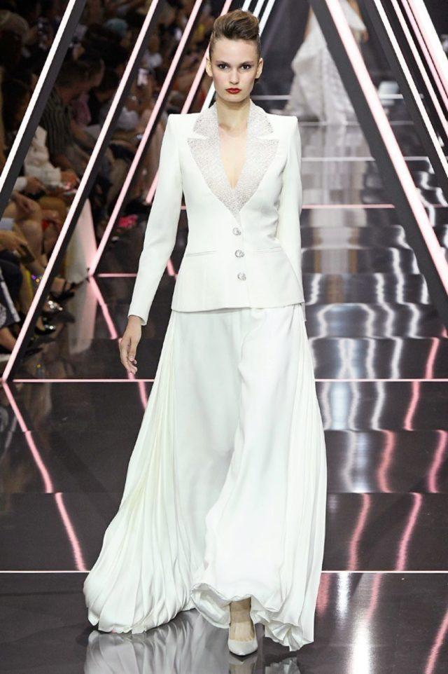 Patrones arquitectónicos | 20 vestidos para novias que vimos en...