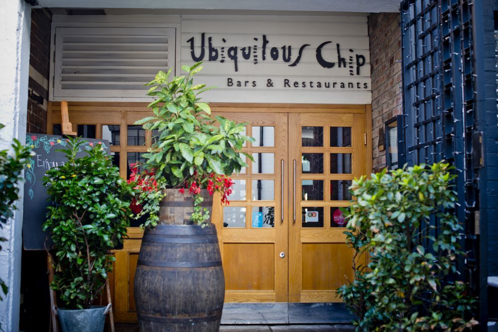 Ubiquitous Chip (Bars & Restaurants)