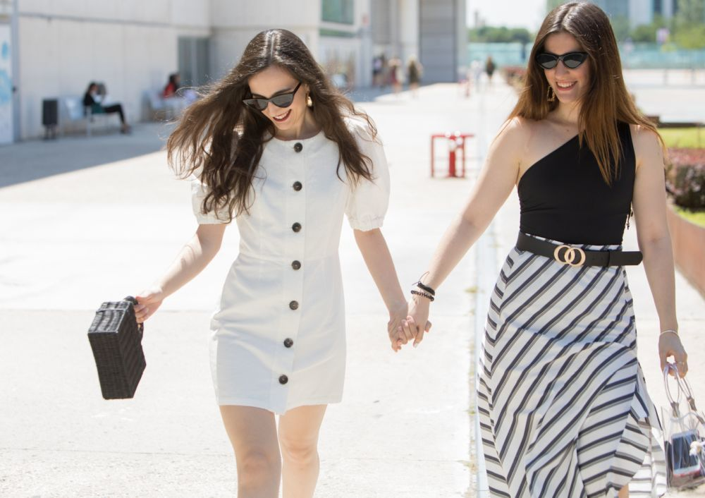 Street Style en Madrid Fashion Week: Día 2
