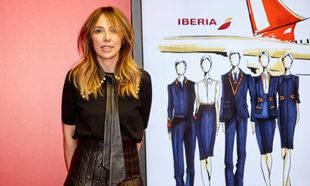 Teresa Helbig diseñará los nuevos uniformes de Iberia