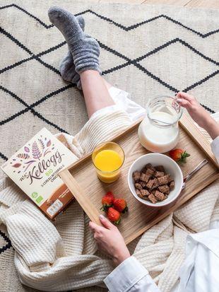 Y recetas para un desayuno completo.
