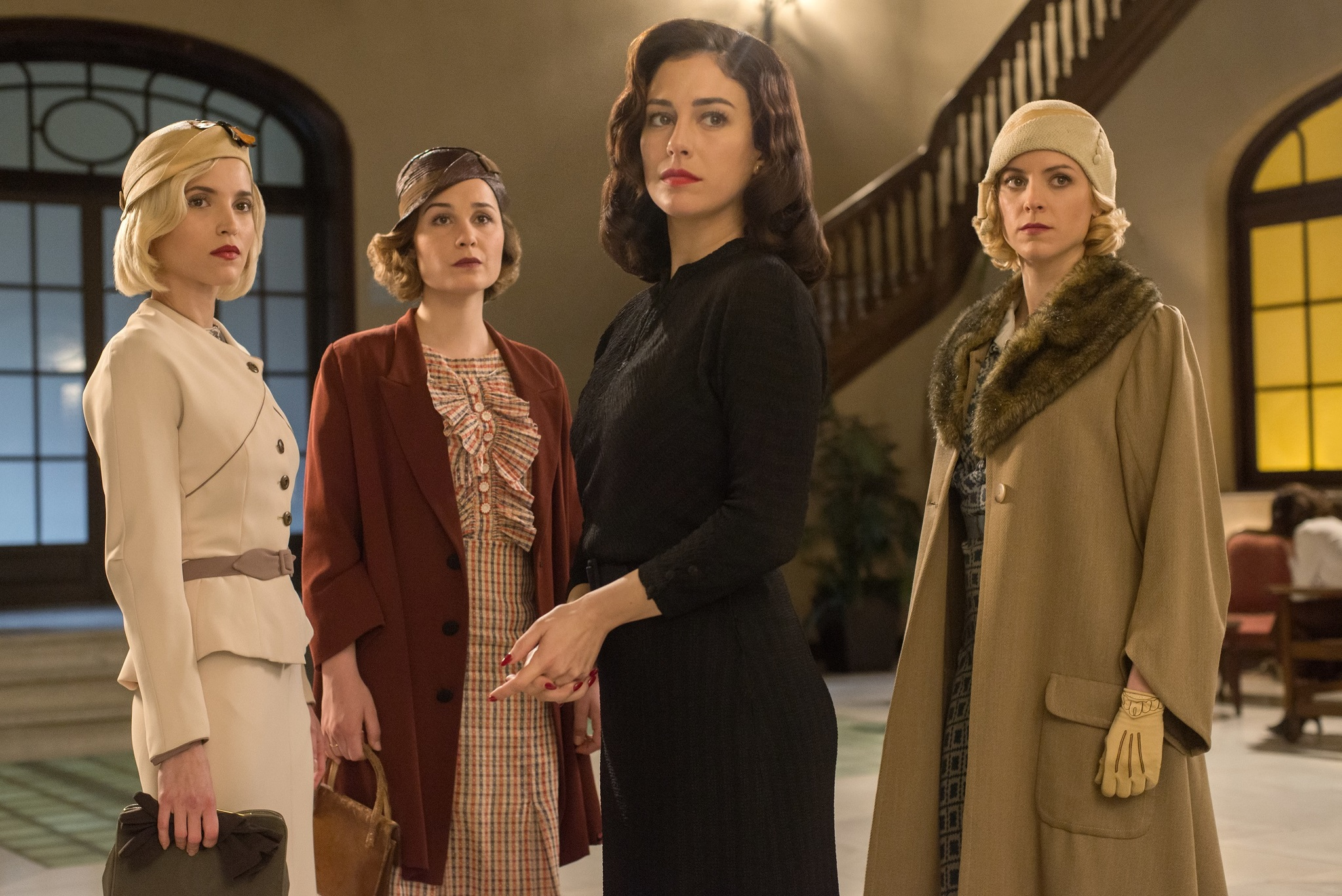 Las Chicas del Cable regresan más fuertes y unidas que nunca.