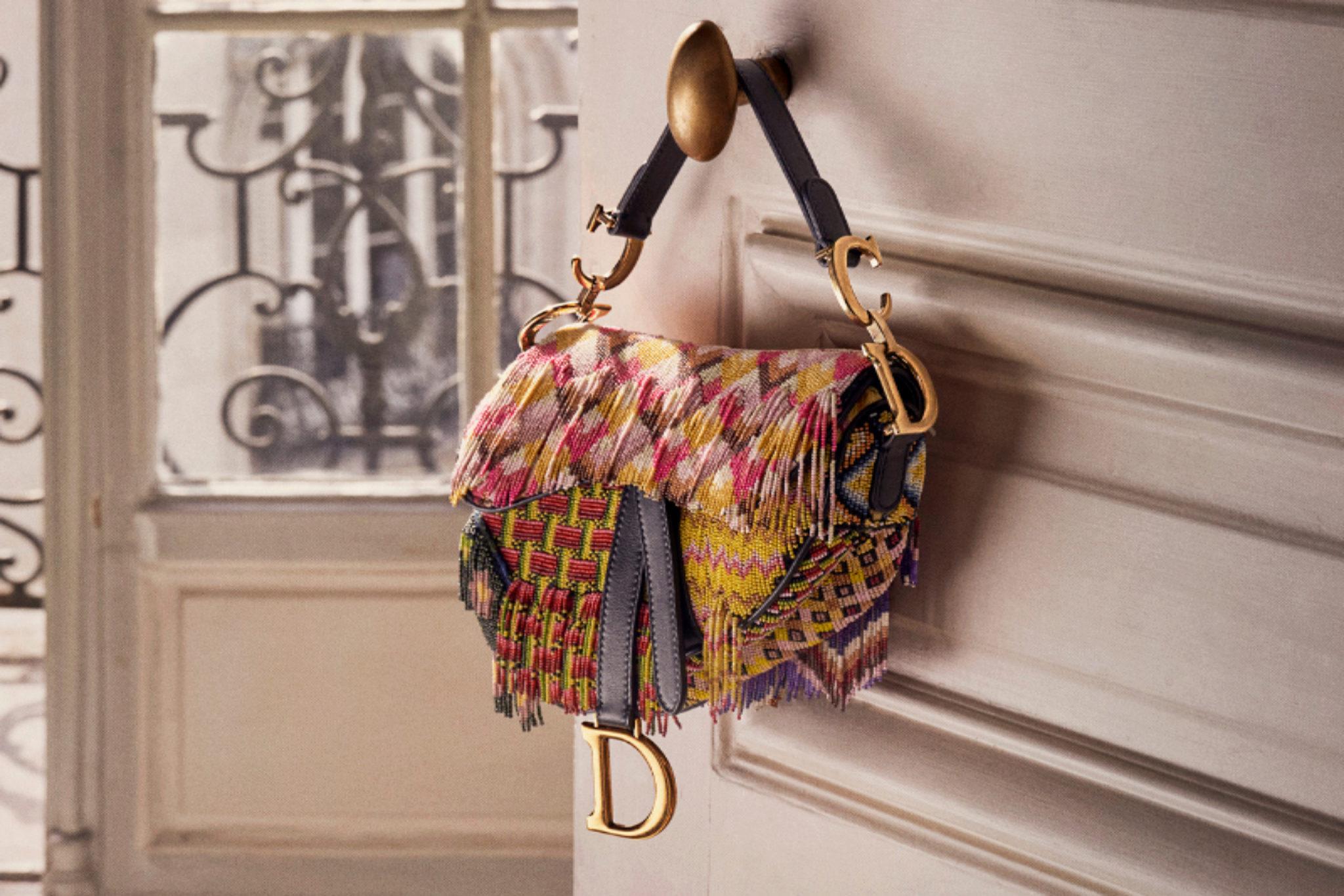 Saddle Bag de la colección otoño-invierno 2018-2019