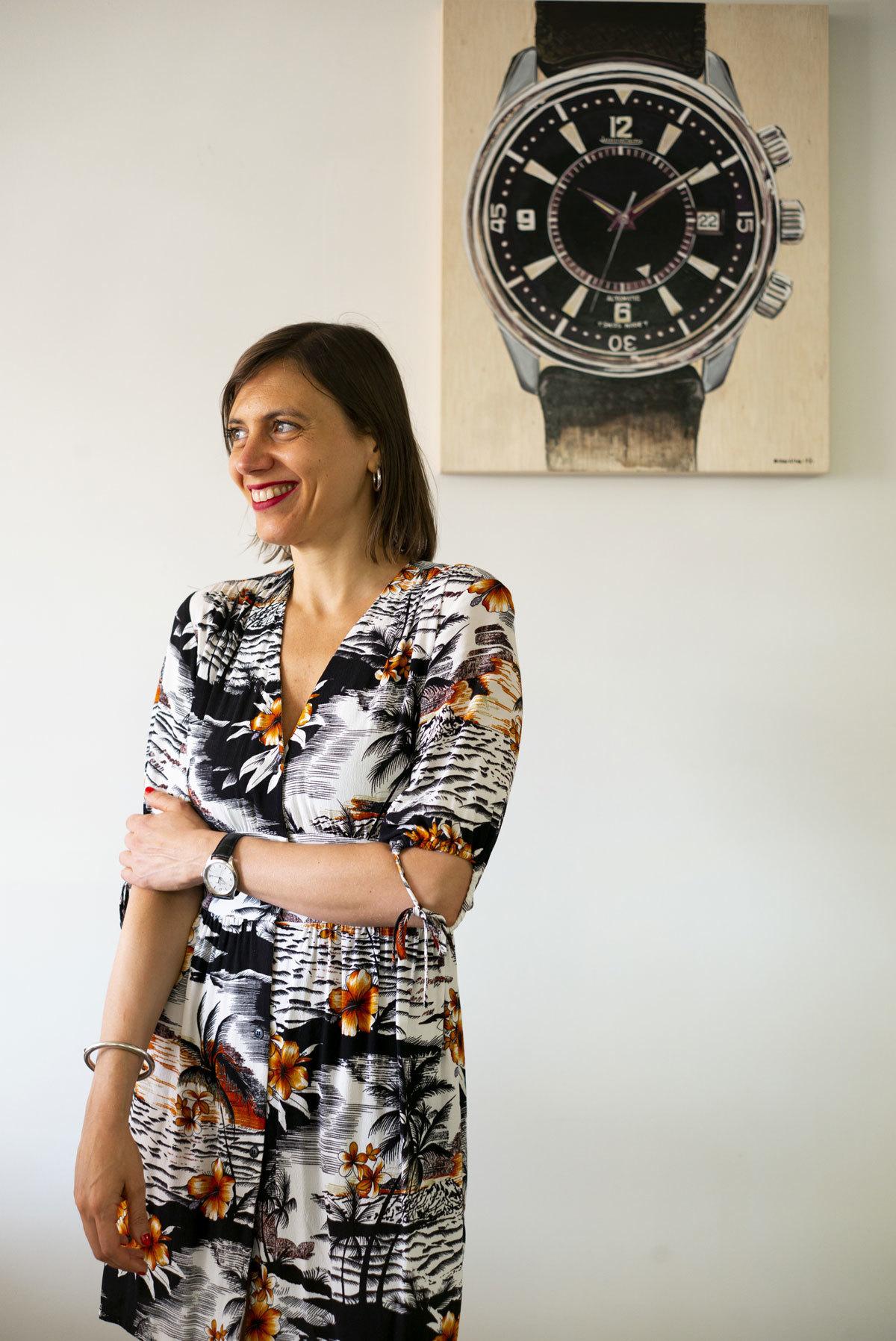 Chiara Cattaneo, Marketing y Visual Merchandising Coordinator, en...