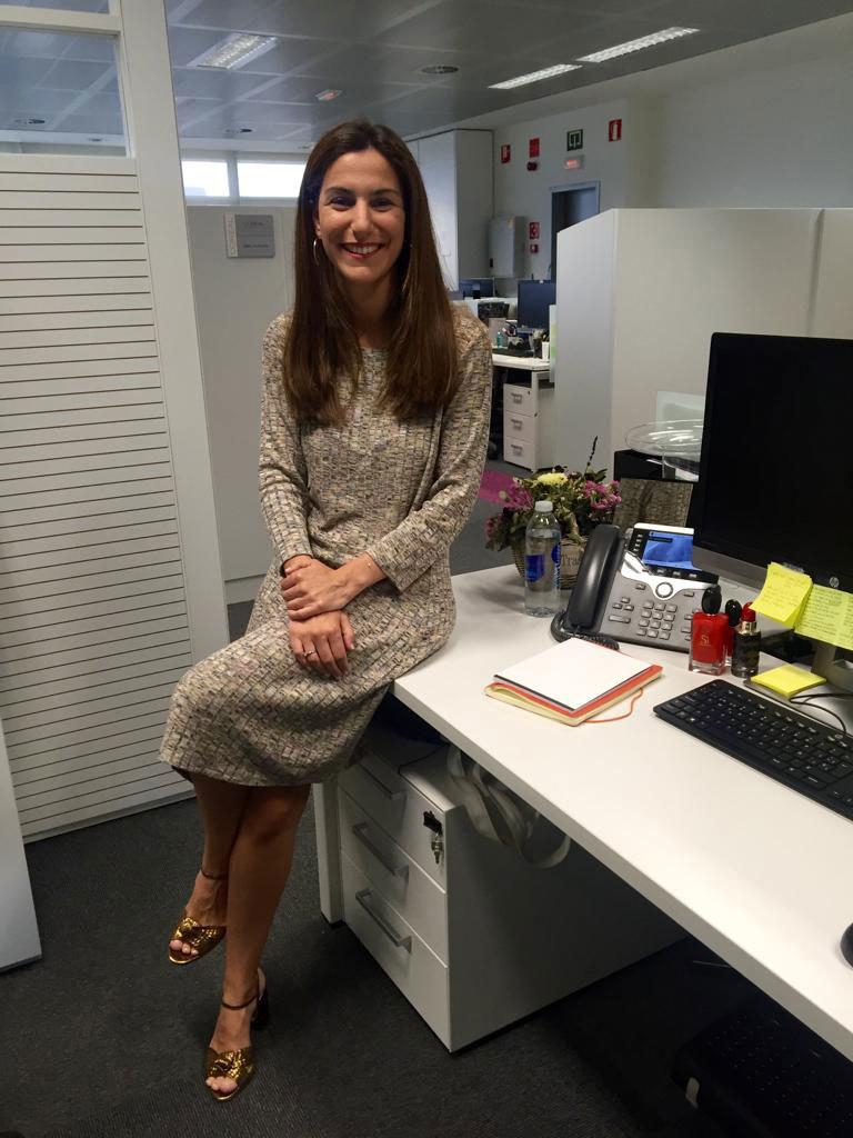 Almudena Ato, eRetail Product Manager, en L'Oréal Luxe.