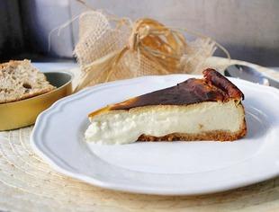 Clara P. Villalón elabora una tarta de queso diferente para el...