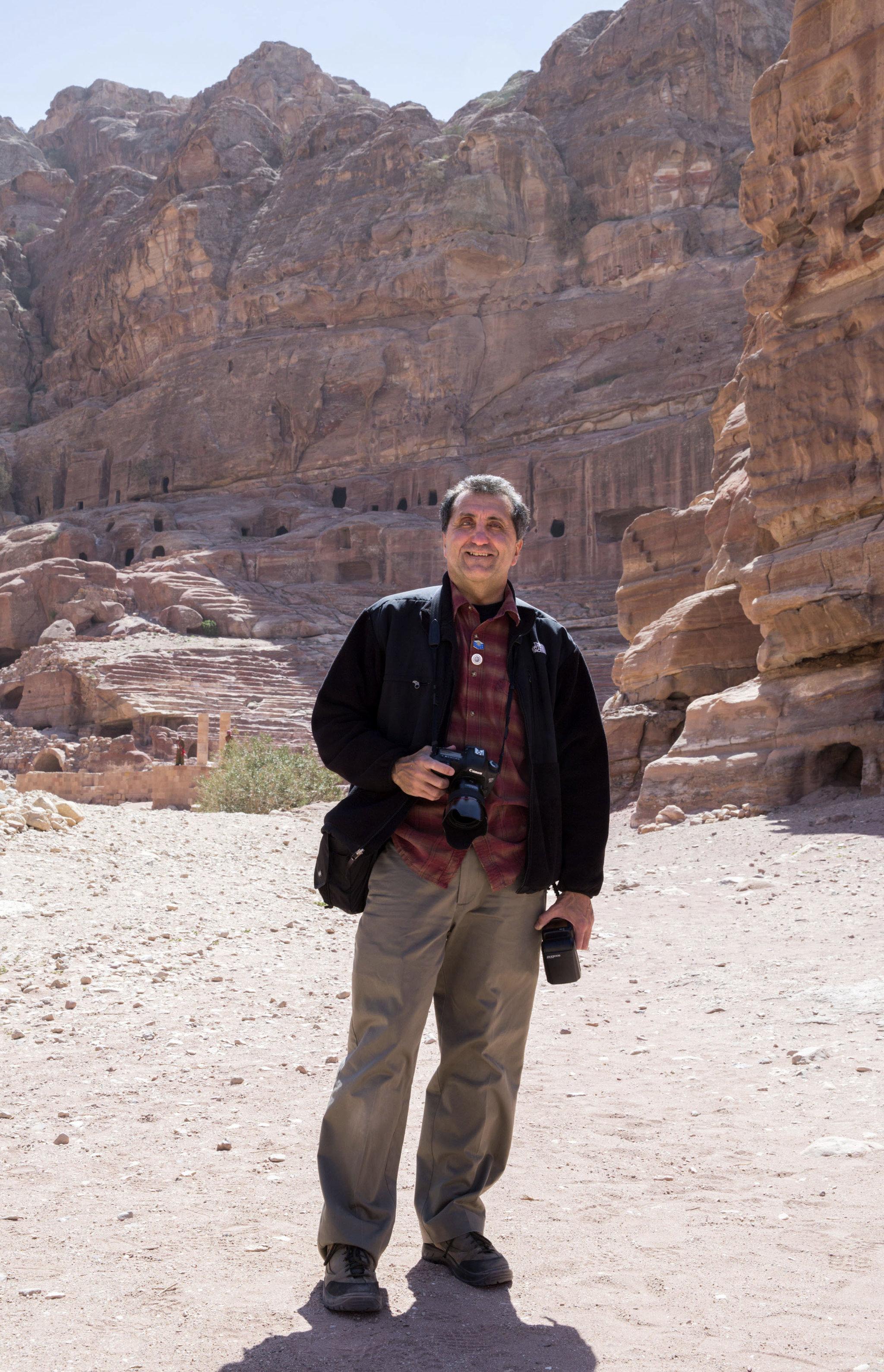 Pete Souza: El cazador cazado.