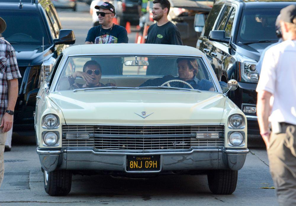 El rodaje tiene lugar en la ciudad de Los Ángeles.