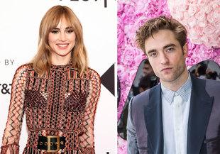 El actor y la modelo han sido vistos paseando, de lo más cariñosos,...