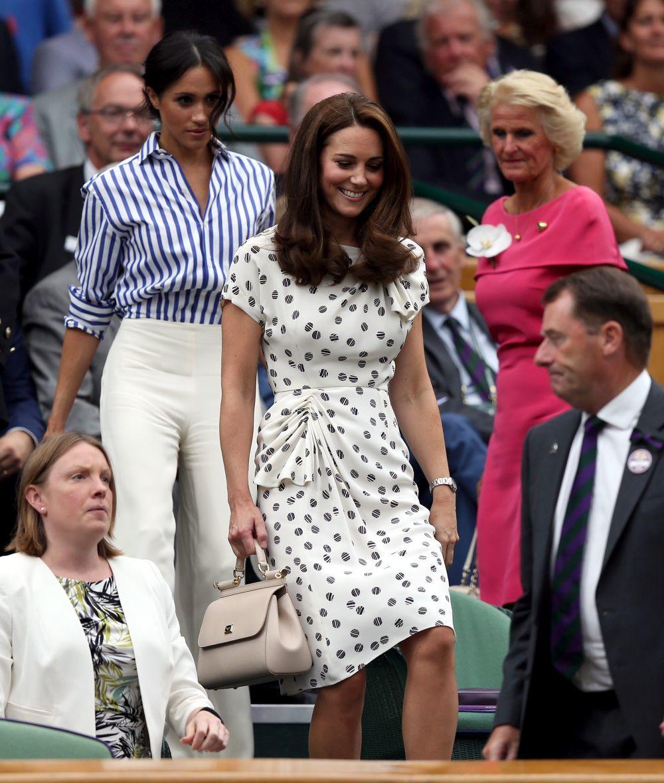 Tanto Kate Middleton como su cuñada, Meghan Markle cuidan mucho su...