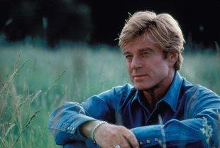 """Robert Redford en un fotograma de la película """"El hombre que..."""