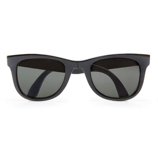 Gafas de sol estilo wayfarer, de Vans (20 euros).