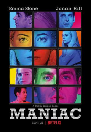 La nueva serie original de Netflix cuenta con Emma Stone y Jonah Hill...